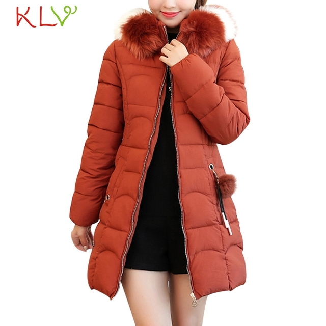 Women Jacket Winter Hooded Thick Fur Cotton Parka Long 2018 Plus Size Ladies Chamarra Cazadora Mujer Coat For Girls 18Oct24 1