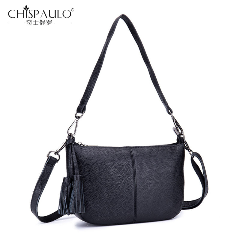 Genuine Leather Women messenger Bag High Quality Natural Leather Ladies Shoulder Bags Casual Crossbody Bags Female Clutch Bag 2018 genuine leather women handbag high quality natural leather panelled ladies shoulder bags luxury female crossbody bags