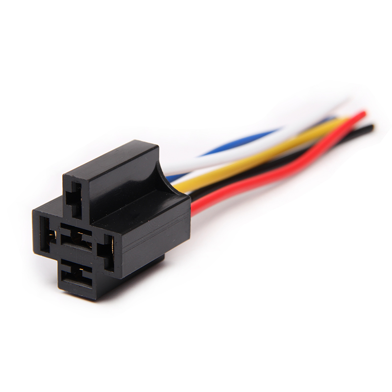 online get cheap 12 volt switch aliexpress com alibaba group in stock 2pcs 12v 12 volt dc 30a 40a amp car auto spdt relay harness socket 5pin 5 wire