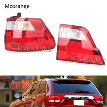 MIZIAUTO Inner/Outer Tail Light for Jeep Compass Grand Cherokee 2011 2012 Tail Assembly Rear Light Tail Brake Lamp Car Styling
