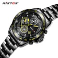 Mens Watches Top Brand Luxury Business Quartz Watch Sport Military Watches Black  Army Wristwatch Clock Hours Complete Calendar