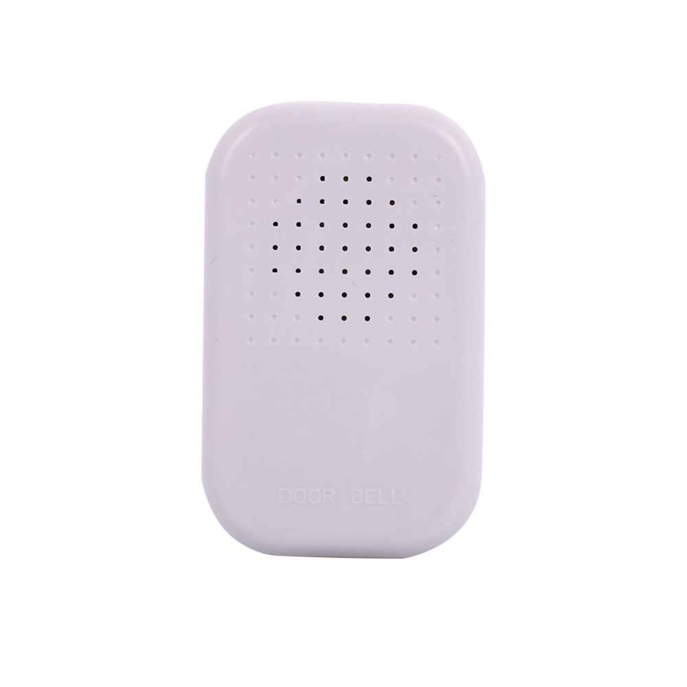 Waterproof  Door Bell Jingle Bell Doorbell Alarm Outbuildings Home Security Alarm Scure Access