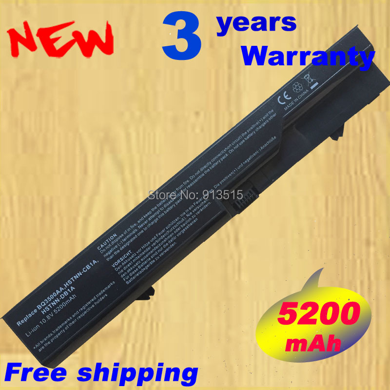 6 Cell Laptop Battery For HP ProBook 4320 4325s 4320s 4321 525s 4321s 4520s 4320t 4326s 4420s 4421s 4425s 4520 620 625