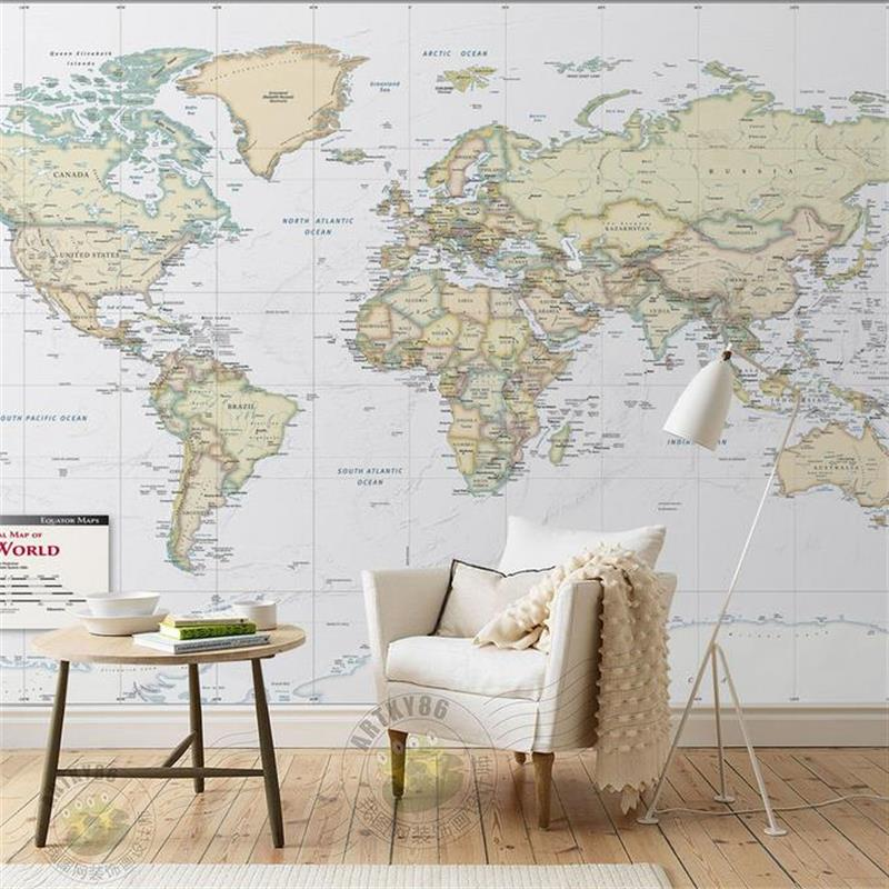 3d room wallpaper custom photo mural sofa TV background HD color World map painting bedding non-woven sticker wallpaper for wall custom 3d photo mural wallpaper tv background wallpaper bedding room dynamic sports car 3d non woven wallpapers home decor