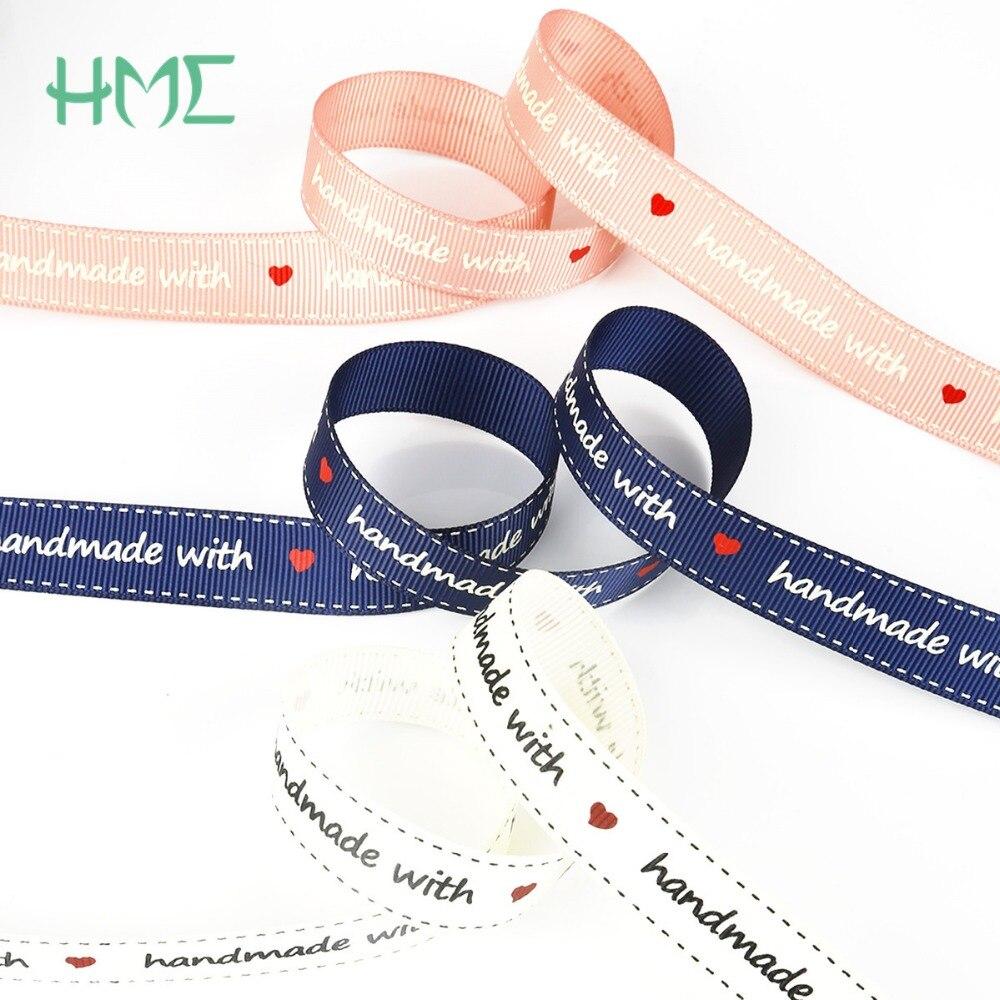 Ruban de Satin rose blanc bleu marine, fait à la main, ruban de Satin rose blanc, bleu marine pour les artisanat, fabrication de bijoux en cordon pour les cadeaux