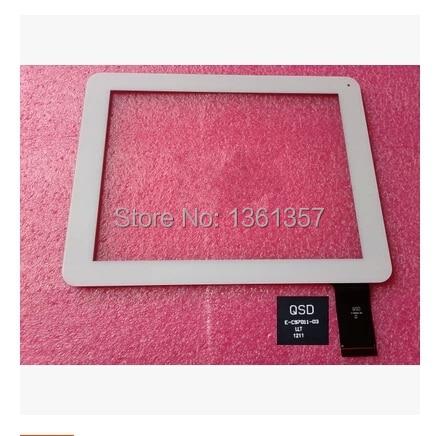 Новый оригинальный 9.7 дюймовый сенсорный экран планшетного компьютера Рукописный емкость экрана QSD E-C97011-04