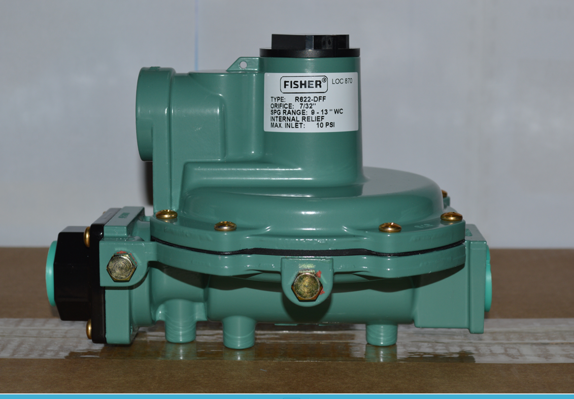 the United States R622-DFF DN20 gas valve