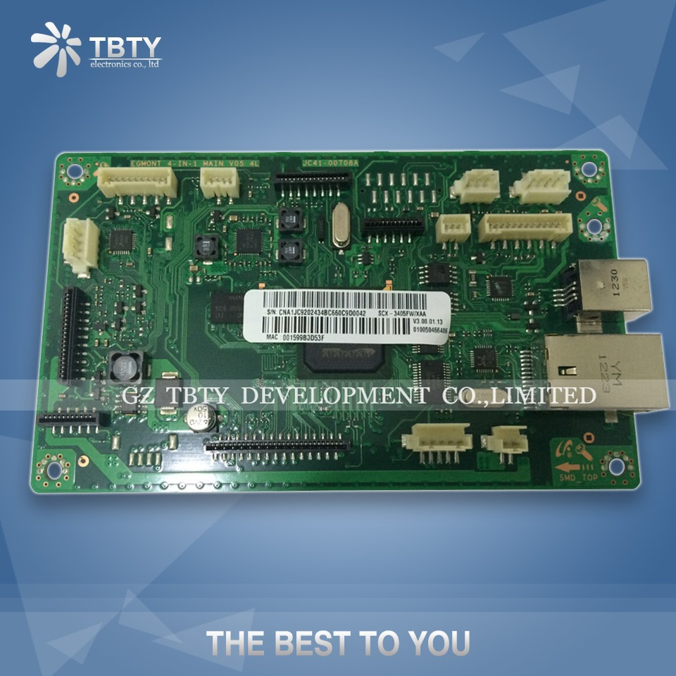100 Test Main Board For Samsung Scx 3405fw Scx3405fw Scx3405 3405 Simple Bustie Circuit Rc Planes Youtube Formatter Mainboard On Sale