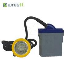 T7A 1 шт. светодиодный светильник для горнодобывающей промышленности компанией dhl