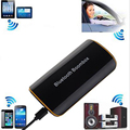 Carro sem fio 3.5mm Adaptador Bluetooth 4.1 Classe 2 AUX Áudio Estéreo Bluetooth Receptor Adaptador de Áudio Receptor de Música