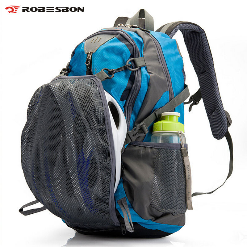ROBESBON Men Women MTB Bike Outdoor Equipment Cycling Backpack 18L Suspension Breathable Sports Bicycle Bag Cycling Backpack bicycle backpack mtb outdoor enquipment 40 l suspension breathable panniers cycling backpack climbing riding bicycle bike bag