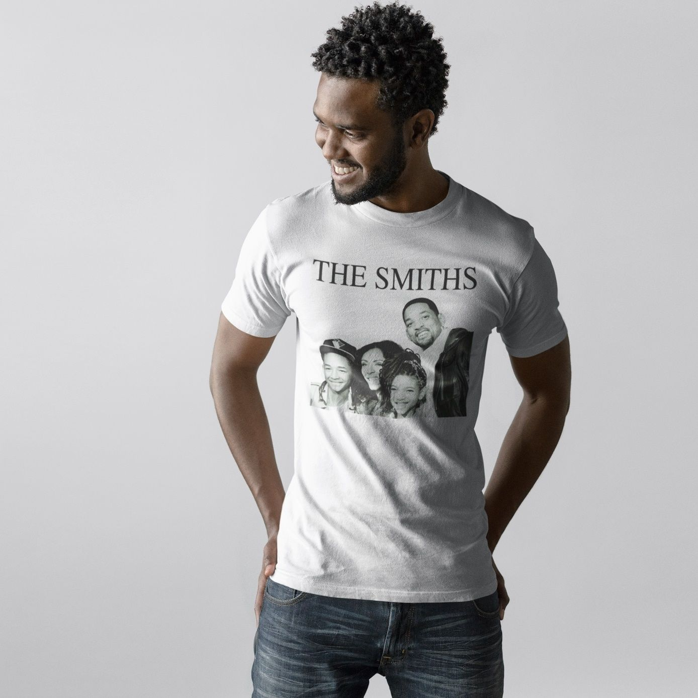 The Smiths T Shirt Anti Hipster Tee Will Family Funny Parody Joke Guitar S - XXL ...