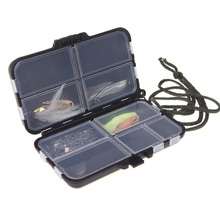 Отсеков minnow fishing поппер spinner bait fly box снасти рыболовные принадлежности