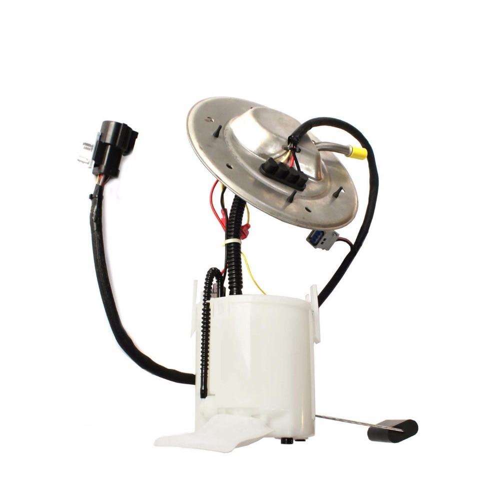 Fuel Pump Assembly w/Sensor For Ford Mustang 3.8L 3.9L 4.6L V8 V6 01-04 E2301M 402P2301M 67170 ford mustang v6 2011