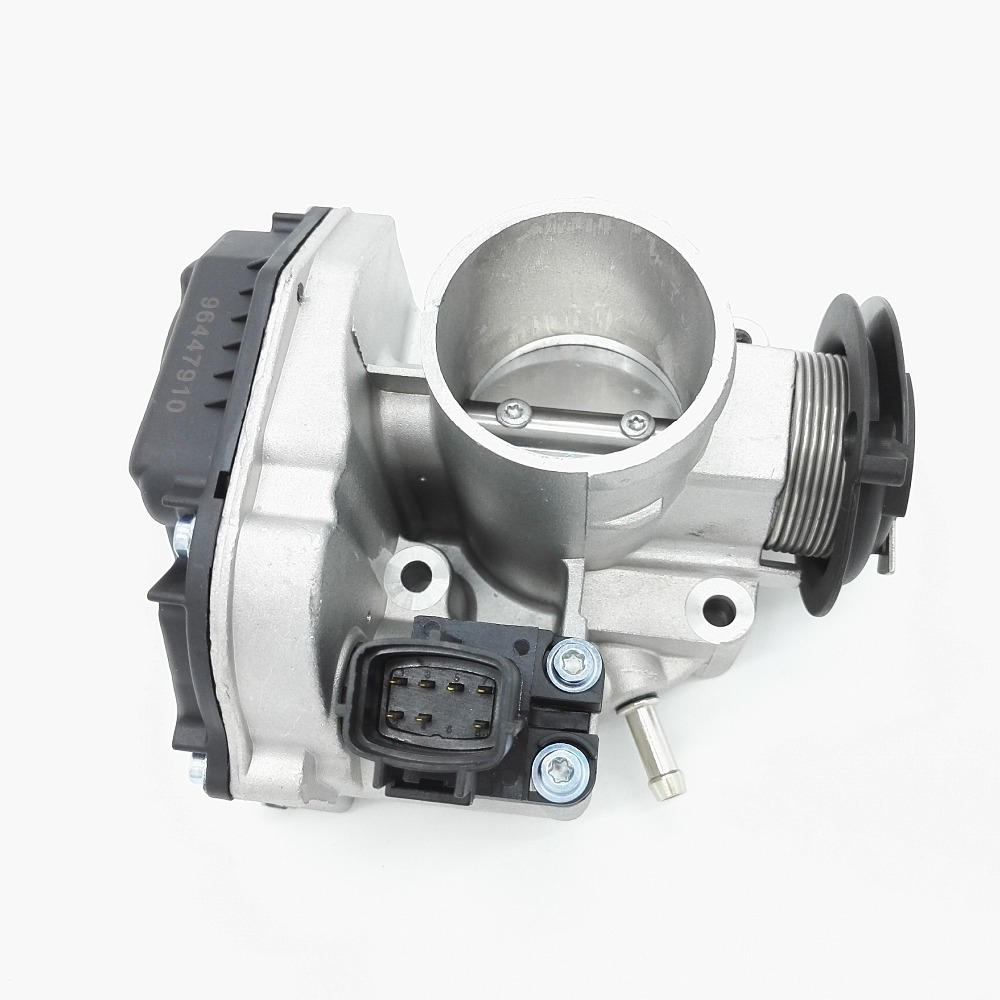 Throttle Body For 2005-2015 Daewoo/Chevrolet Matiz Spark M200 1.0 SOHC 96439960,96611290 car accessories