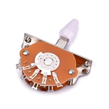 1Pc 5 Way Lever Switch Selector Guitar Accessories for ST FD Electric Guitar Replacement Parts fd esp guitar hardcase wood made