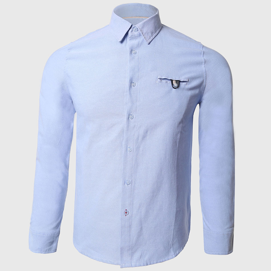 For an unbeatable first impression, outfit your employees in custom dress shirts. Embroider your logo or design onto dress shirts from such top fashion brands as. Calvin Klein, Van Heusen and Under Armour.. We offer a wide selection of fits (including slim fit and big & tall) and style options like non-iron/wrinkle resistant, stain resistant, performance, traditional Oxford, and more to help.