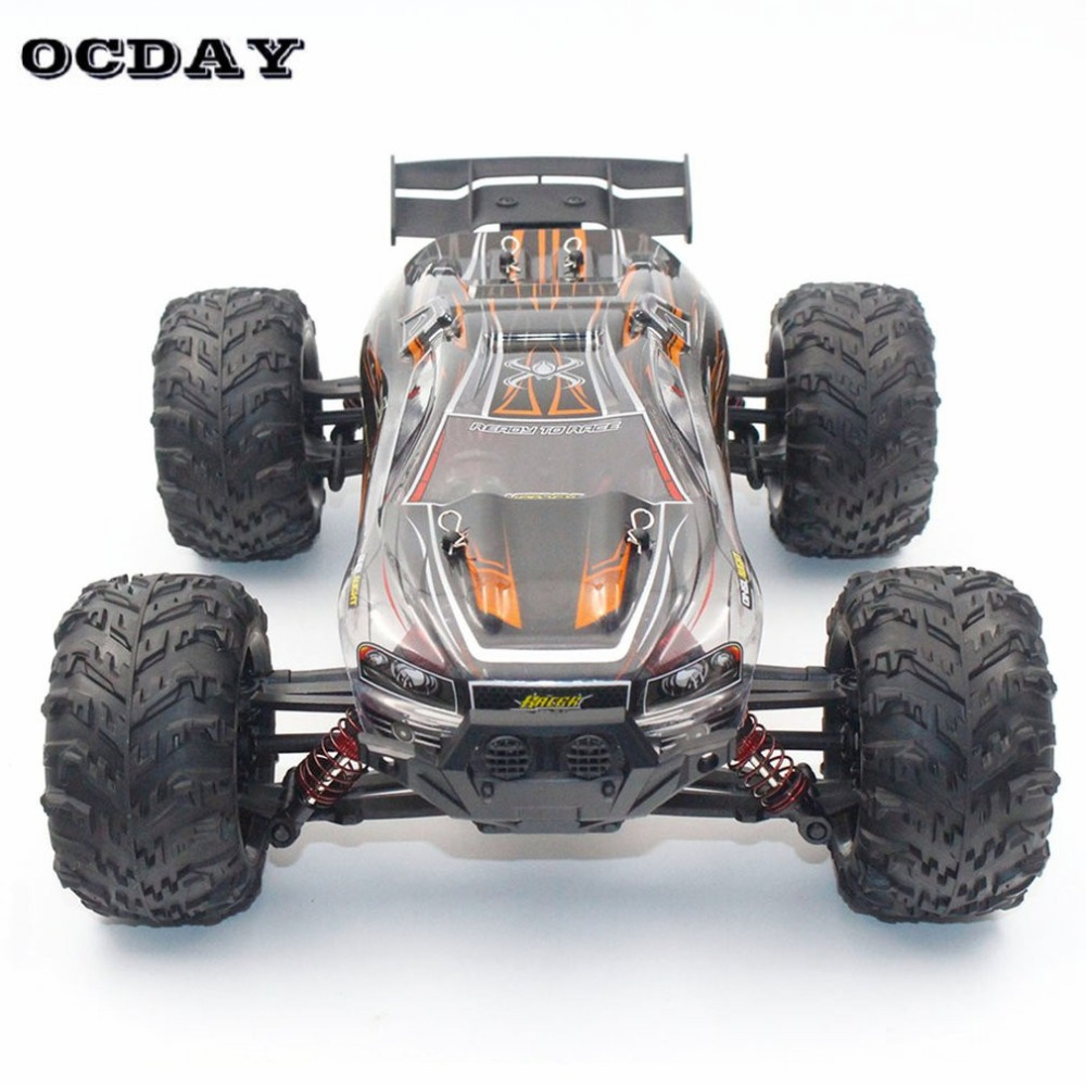 Professional RC Car 1:16 High Speed High Motors Drive Buggy Car Remote Control Radio Controlled Machine Off-Road Cars Toys Hobby цены