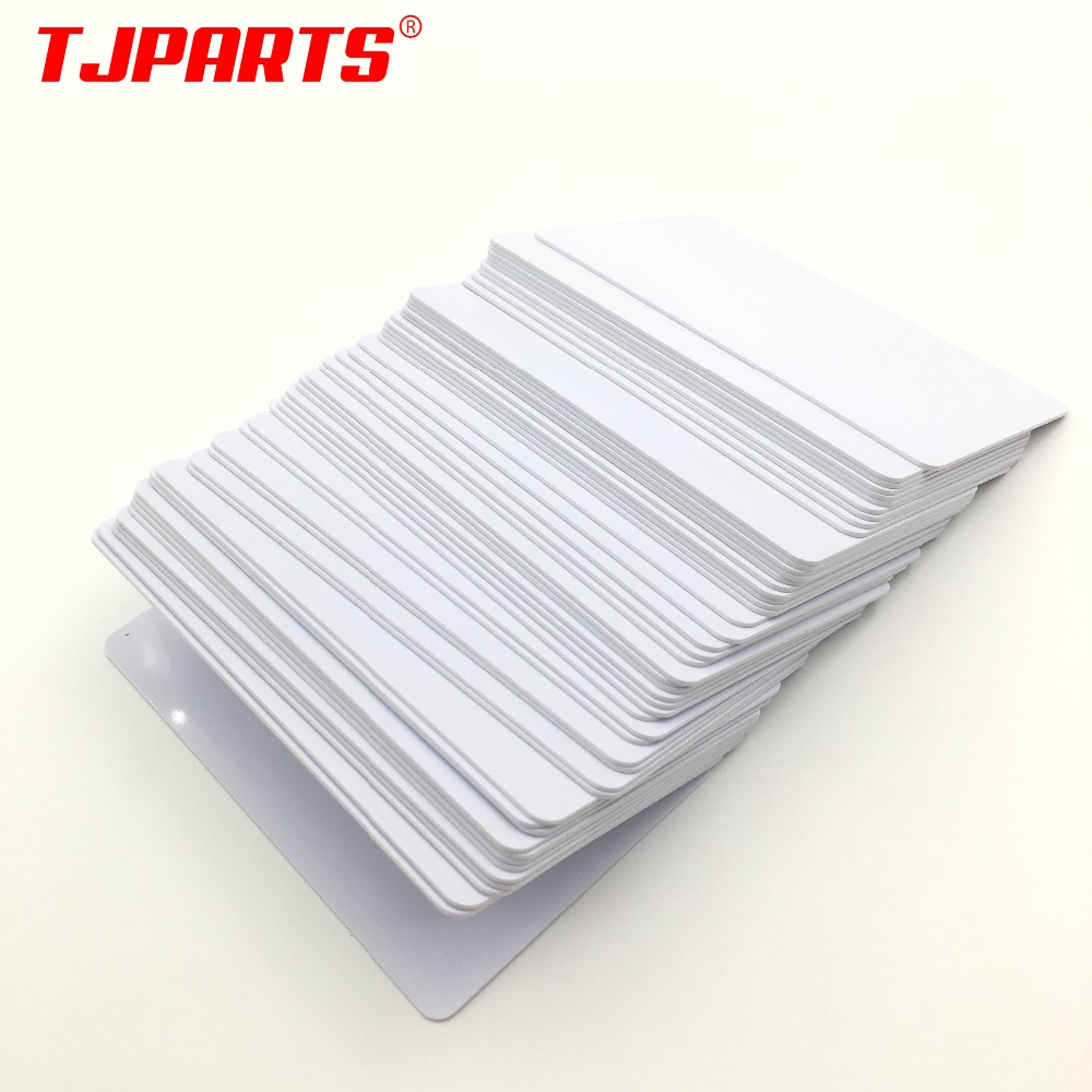 Printer Parts Punctual Inkjet Blank Pvc Card White Id Card For Epson /canon Inkjet P50 T50 T60 P50 L800 R200 R230 R260 Ip4810 Ip4700 Ip4930 Printer
