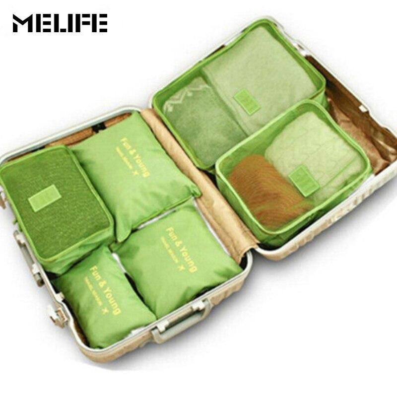 de malha Function 4 : Men And Women Travel Classification Bags