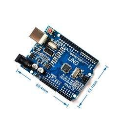 1 компл. UNO R3 MEGA328P CH340 CH340G для Arduino UNO R3