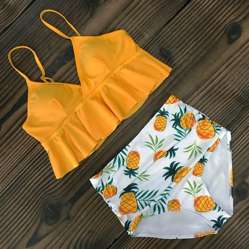 2019-New-Sexy-High-Waist-Bikini-Swimwear-Women-Swimsuit-Push-Up-Ruffle-Bathing-Suit-Biquini-Plus.jpg_640x640 (7)