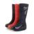 Más el tamaño 35-44 Caliente 2016 nuevas Mujeres de Invierno Botas de Algodón caliente abajo zapatos impermeables botas de nieve botas de piel hasta la rodilla de plataforma botas altas