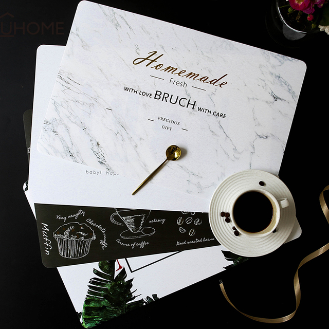 Luxury Table Placemat by Rebe Home