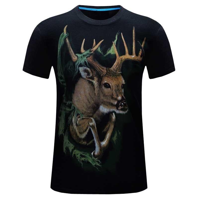 2017 Sommar Senaste Högkvalitativa t-shirts Men's Compression Shirt - Herrkläder - Foto 4
