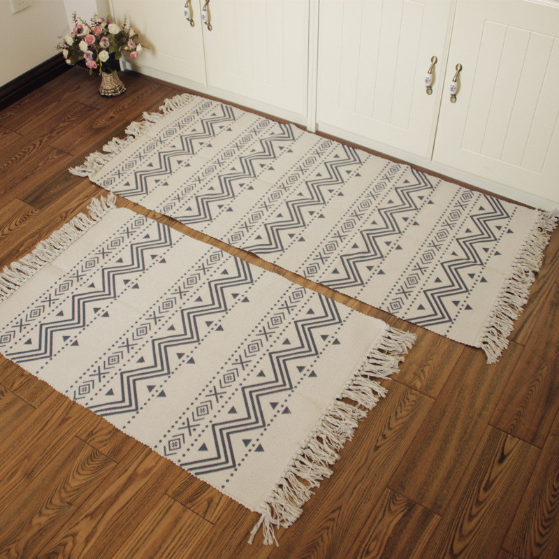 Small area rug vintage persian style woven mat bathroom - Small area rugs for living room ...