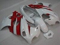 Plastic Fairings GSX 600F 2002 Fairing GSX600F 2001 1998 - 2006 Katana Red White Abs Fairing for Suzuki GSX600F 1998