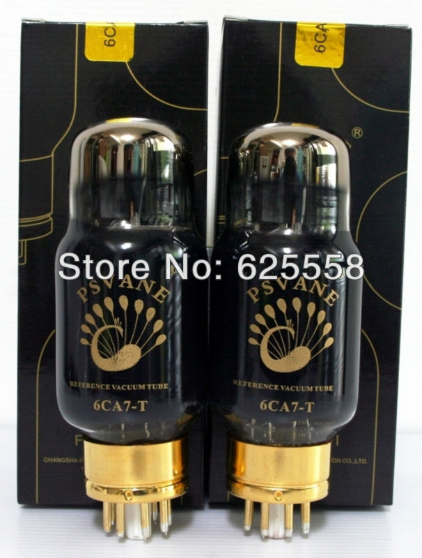 BRAND NEW Matched 1 PAIR PSVANE 6CA7-T EL34  vacuum tubes new matched asymptotic expansions and singular perturbations 6