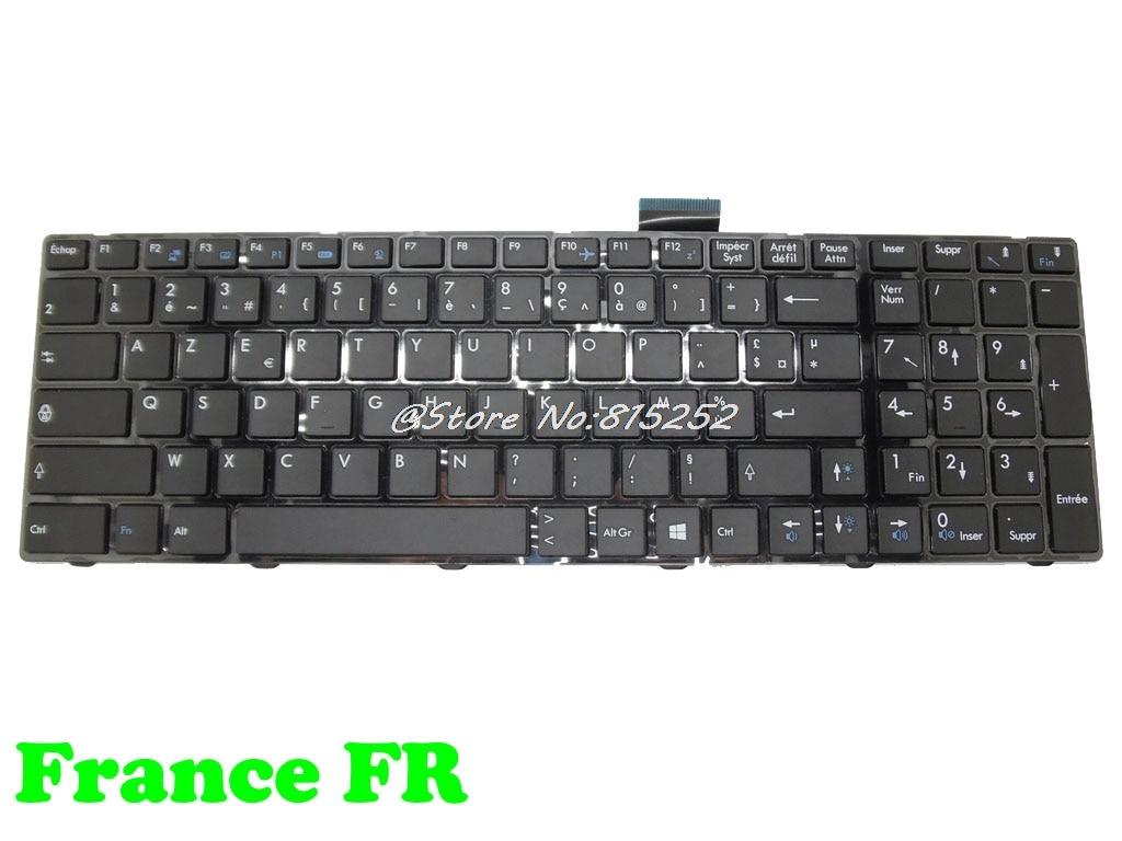 Russian keyboard for MSI CX61 2QC//CX61 2QF//CX61 2PF//CX61 2PC//CX61 2OD//CX61 2OC