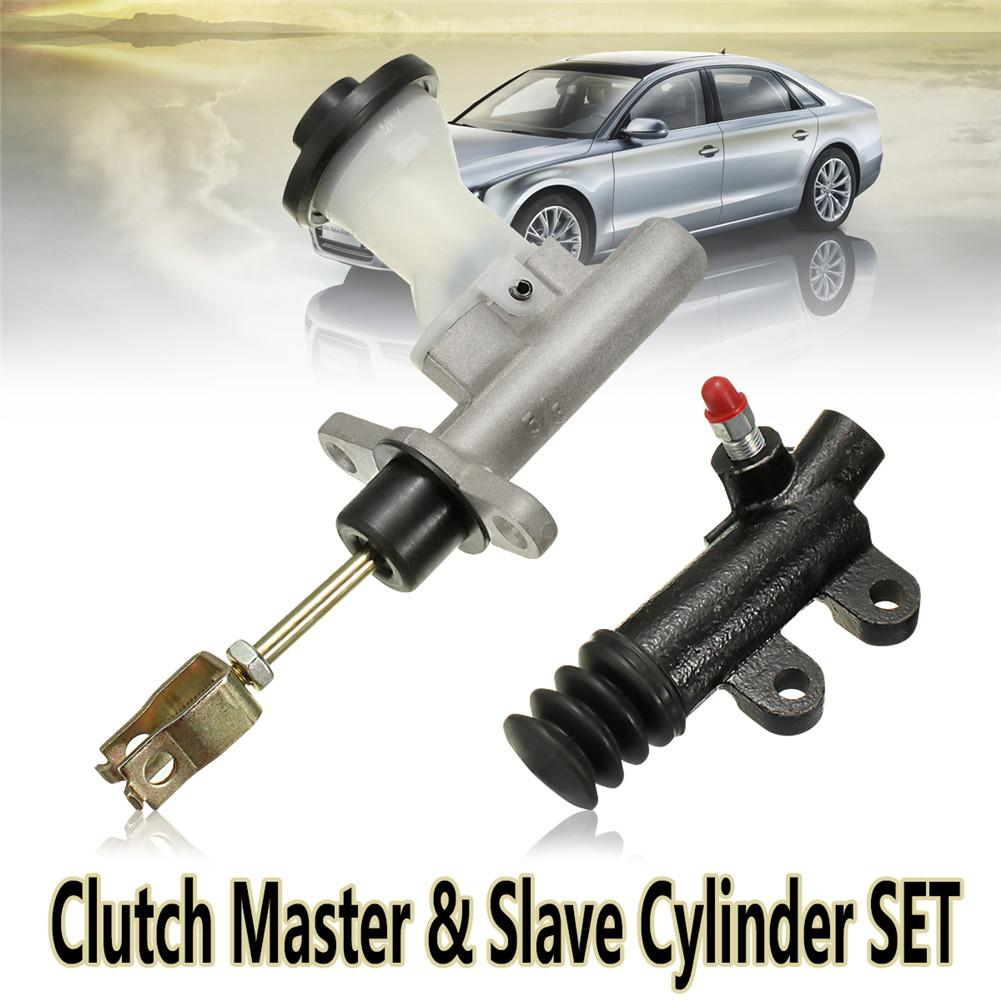 Car Cylinder Set Clutch System Master With Slave Cylinder Durable Stable Firm Clutch Master(China)