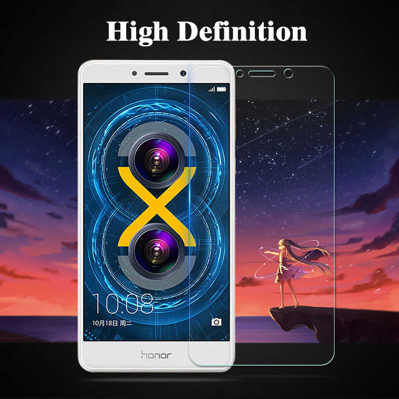 Honor 8X защитный Стекло для huawei 8 Lite свет 8C Экран протектор на Hwawei 8 X C X8 C8 Honor8X закаленное Чехол для очков пленка