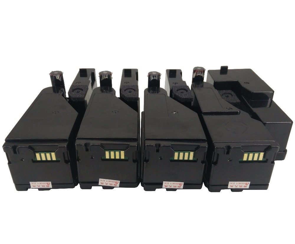 4 Xerox Phaser 6000 үшін тонер картридждері 6000 - Кеңсе электроника - фото 3
