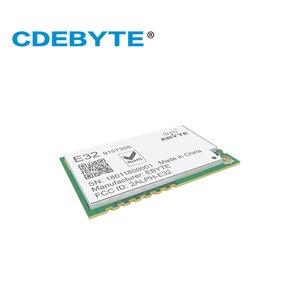 Image 2 - LoRa SMD 1 W 915 MHZ SX1276 E32 915T30S kablosuz alıcı modülü 30dBm Uzun Menzilli RF Verici Alıcı IPEX Konnektörü