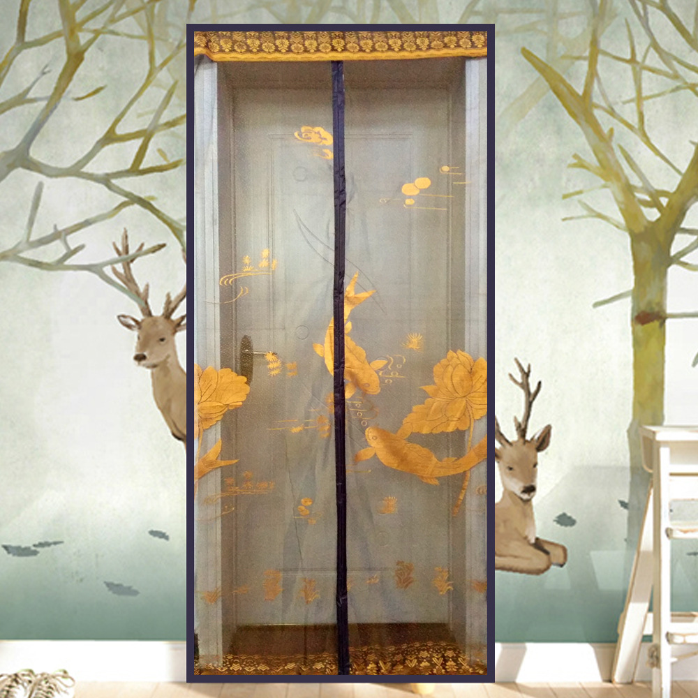 Magnetic Curtains For Doors Popular Magnetic Screen Doors Buy Cheap Magnetic Screen Doors Lots