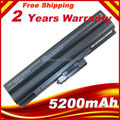 11,1 V 5200 MAH 6 cell бренда ноутбук Батарея VGP-BPS13 для sony Vaio VGP-BPS13 VGP-BPS13A VGP-BPS13/S VGP-BPS13B/S VGN-FW SZ