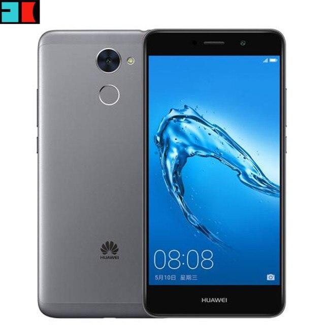 ORI G инал Huawei наслаждаться 7 плюс 3 ГБ Оперативная память 32 ГБ Встроенная память 4 г LTE мобильный телефон MSM8940 Octa Core 5.5 inch Андро ID 7. 0 4000 мАч fin G erprint ID