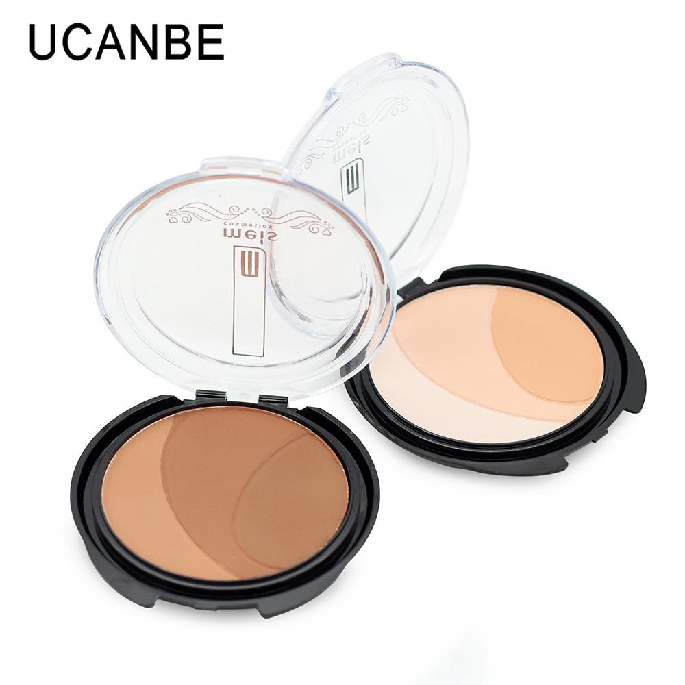 3 Colors Perfect Shading Makeup Face Contour Powder