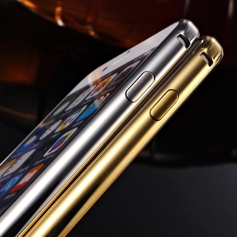 Spegelväska för iPhone 6 4,7 tums lyx akryl + aluminium smal - Reservdelar och tillbehör för mobiltelefoner - Foto 5