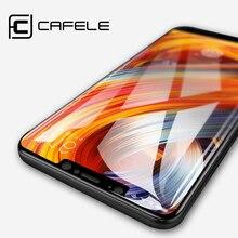 Закаленное стекло CAFELE для Xiaomi mi 6 8 9 se 5S A1 9t pro mi x 2, Защитное стекло для Red mi Note 7 8 K20 pro