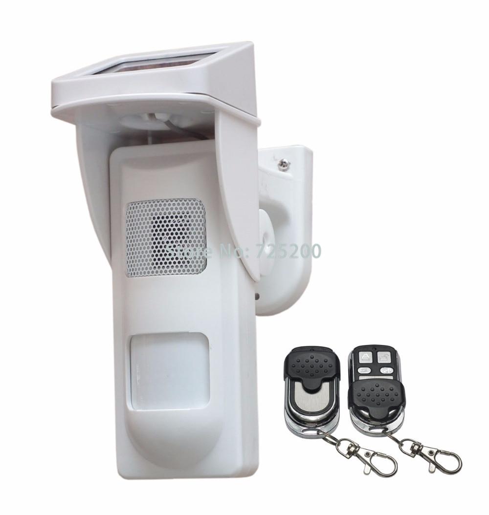 bilder für Ort-alarm system 433 mhz im freien wasserdichte motion sensor alarm pet freundliche, können Arm oder Entwaffnen per Fernbedienung