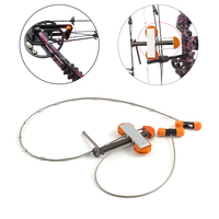 Aluminum Archery Compound Bow Press Adapter NO Bracket Bow Opening Device Hunting Shooting Outdoor