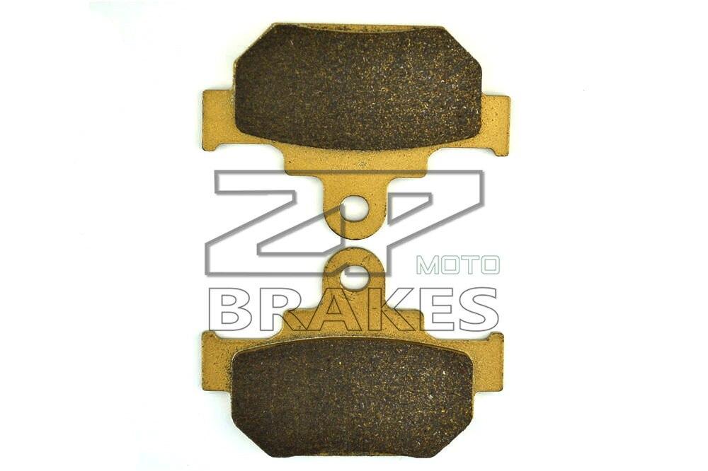 Organic Brake Pads For Front SUZUKI RM 125 F-G 1985-1986 GZ 125 MARAUDER 1998-2011 OEM New BRAKING Motorcycle Free Shipping suzuki santana suzuki 1986