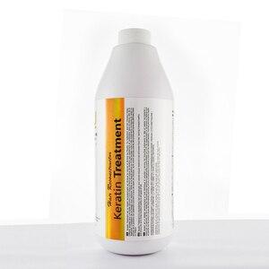 Image 4 - PURC קרטין החלקת טיפול 8% פורמלין ועמוק ניקוי שמפו ליישור שיער לקבל מתנה argan שמן מחיר לציץ