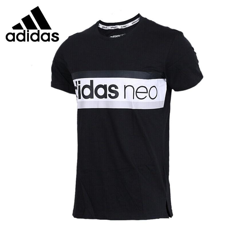 Original New Arrival 2018 Adidas NEO Label FAV TSHIRT Men's T-shirts short sleeve Sportswear original new arrival 2017 adidas neo label m cs graphic men s t shirts short sleeve sportswear