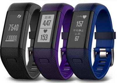 Garmin vivosmart HR+ plus touch screen ,monitor sleep, , heart rate monitor watch fitness tracker bluetooth smart bracelet