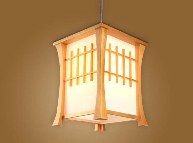 Hanglamp Voor Slaapkamer : Japanse hanglamp washitsu tatami decor hanglamp restaurant